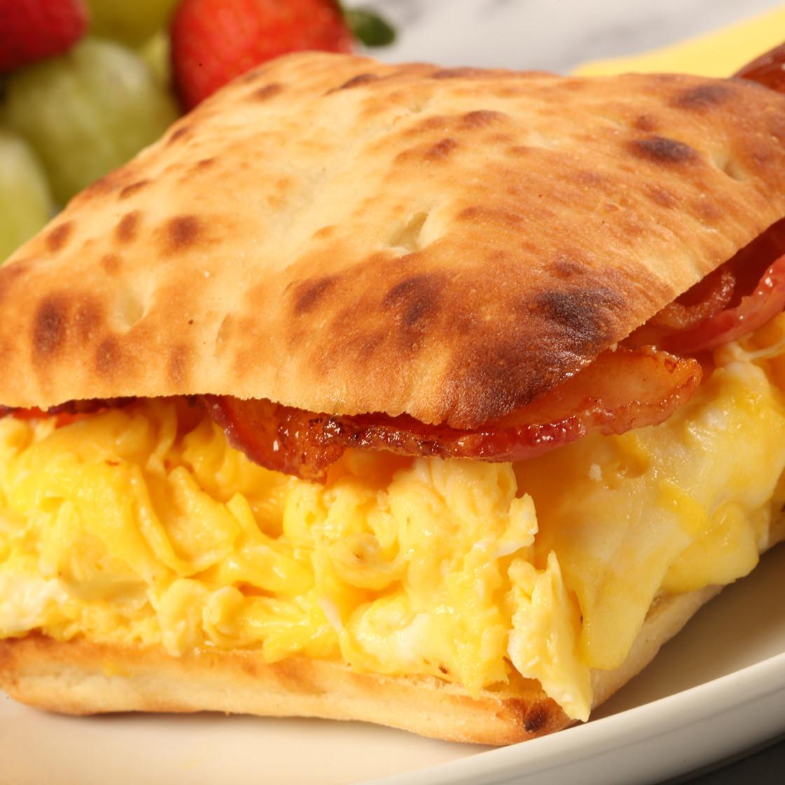 Brooklyn Bred Bistro Buns Bistro Breakfast Sandwich