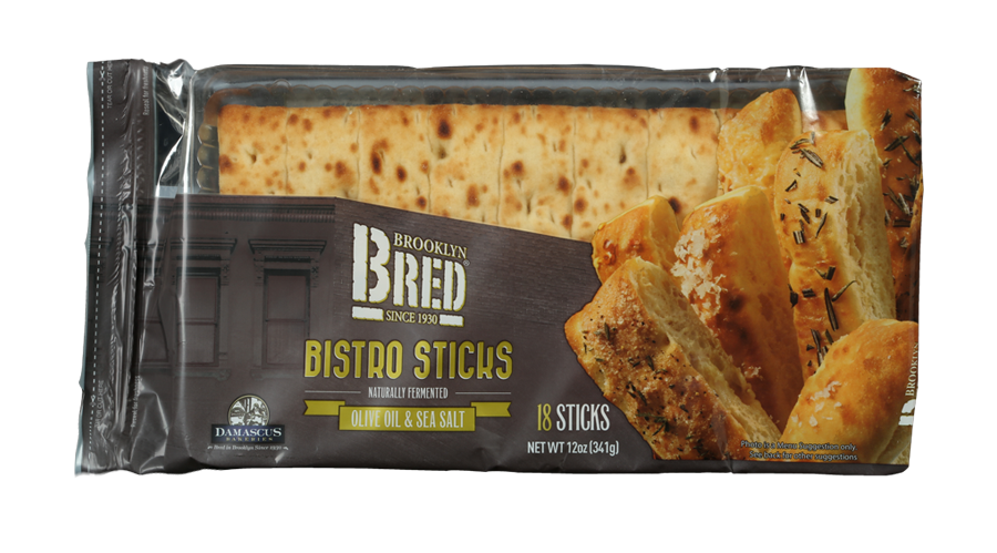 Brooklyn Bred Bistro Sticks Product Package