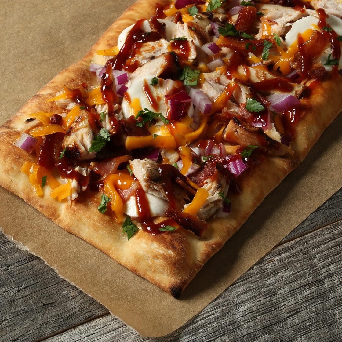 Brooklyn Bred Pizza Crust Ultimate Barbecue Pizza
