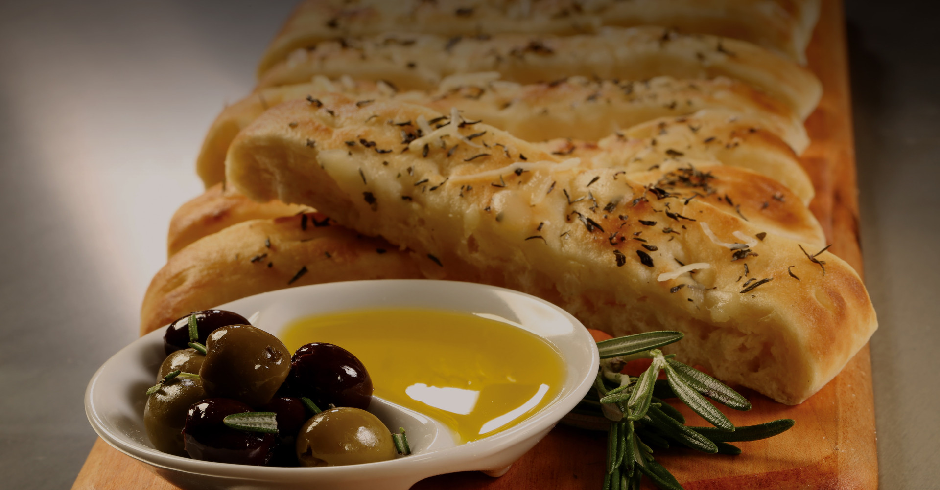 Brooklyn Bred Bistro Sticks with Olive Oil