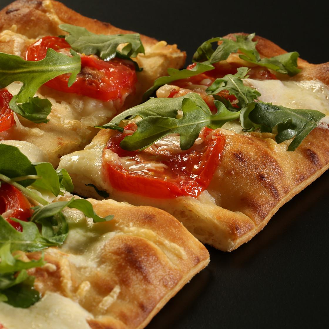 Brooklyn Bred Pizza Crust Arugula Margarita Pizza
