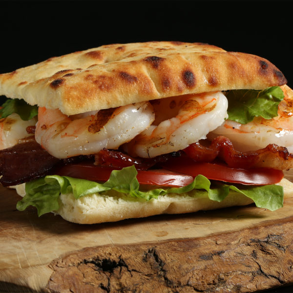 Brooklyn Bred Bistro Buns Shrimp BLT