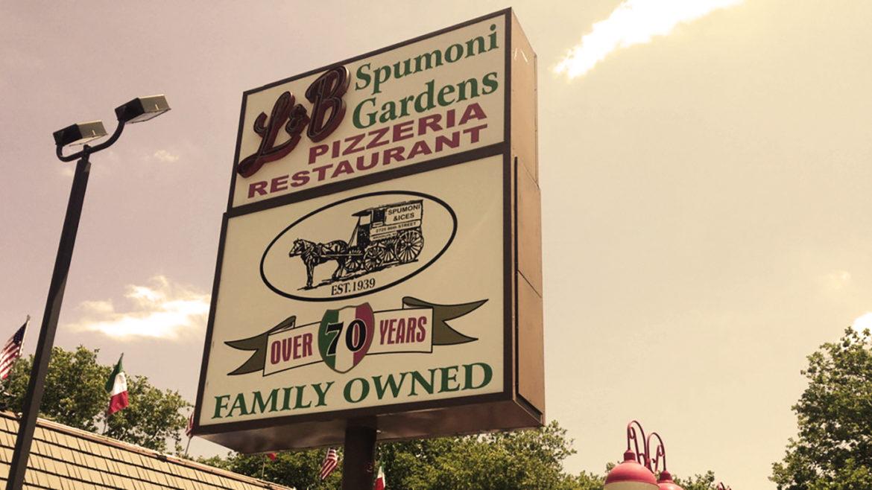 Brooklyn Bred Pays Respect to L & B Spumoni Gardens